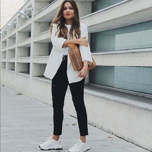 Veronica Beard Danielle Dickey Cotton-Blend Blazer